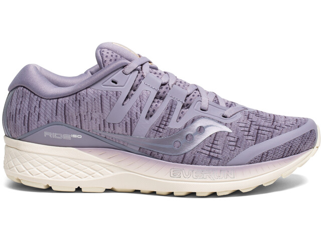 saucony Ride ISO Shoes Women Purple Shade